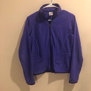 Adidas climawarm Jacket Purple Fleece